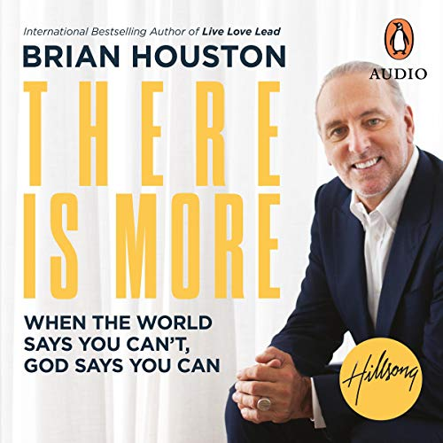 There Is More Audiobook By Brian Houston cover art