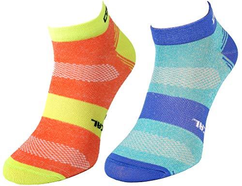 Comodo 1 paire de chaussettes de fitness et de course | Femme / Homme | Baskets | Chaussettes fonctionnelles | Marathon | Gym | Joggen | Jogging | Course | FIT1, Adulte (unisexe), FIT2 - 04, 39-42