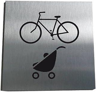 salon Funny d/écoratifs Signes BMX Racer plaque de rue Barres de cadre de v/élo Race Signes Cadeau en m/étal en aluminium Sign pour garage
