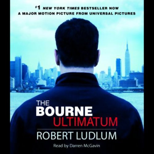 Couverture de The Bourne Ultimatum