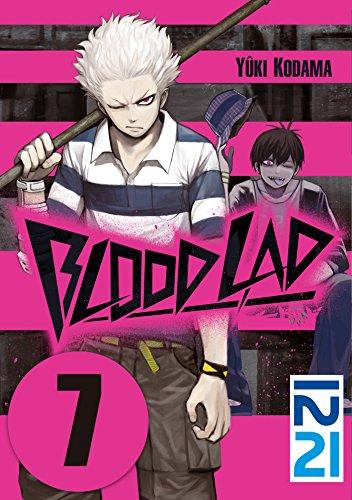 Blood Lad - chapitre 07