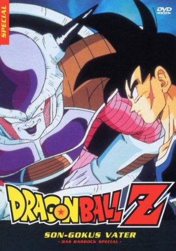 Dragonball Z - The Movie: Son-Gokus Vater / Das Bardock Special