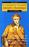 Adolphe by Benjamin Constant (1998-10-15) - Pocket - 15/10/1998