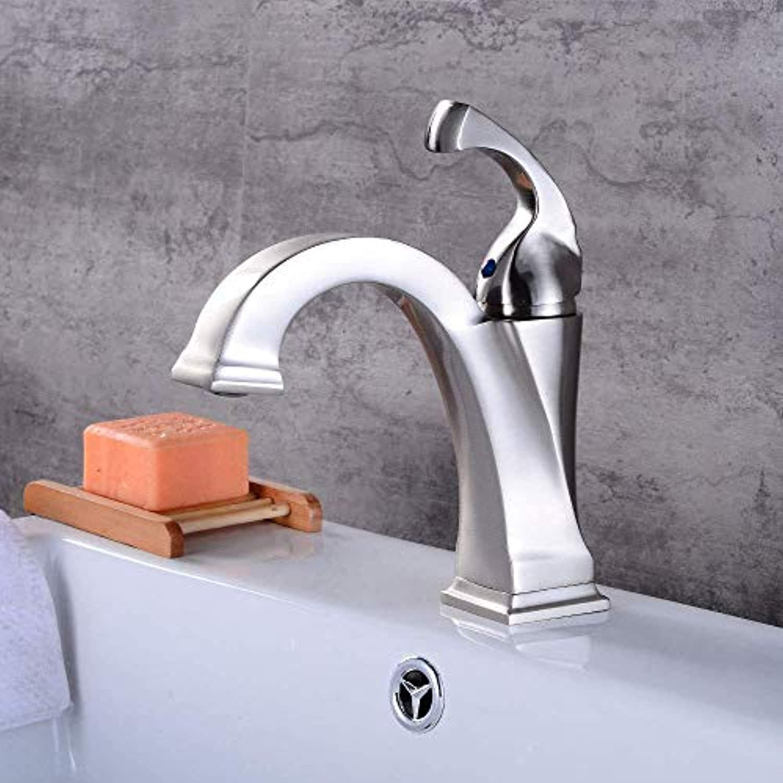 Wasserhahn Luxus Armaturen Einfache Wasserhhnebasin Wasserhhne Modernes Bad Wasserhahn Wasserfall Armaturen Einlochmontage Kalt- Und Warmwasserhahn Becken Wasserhahn Mischbatterien