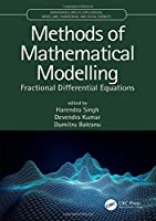 Methods of Mathematical Modelling: Fractional Differential Equations Front Cover