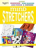 Reader's Digest Mind Stretchers Puzzle Book Vol. 7 (7) (Mind Stretcher's)