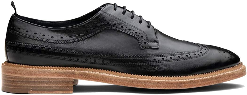 Gordon Rush Bryce - Men's Popular product High Wingtip End Oxford Lace-Up Max 54% OFF Brogue