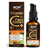 WOW Skin Science Vitamin C+(Plus) Face Serum - Vitamin C 20%, Ferulic Acid