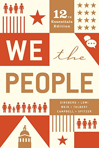 We the People (Essentials Twelfth Edition)