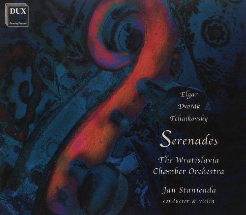 Dvorák, Elgar, Czajkowski : Serenades