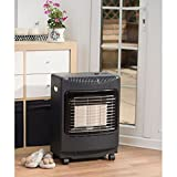 Lifestyle Mini Black Calor Gas Heater
