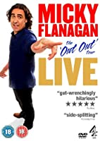 Micky Flanagan - The Out Out Tour - Live