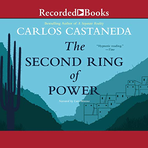 The Second Ring of Power cover art