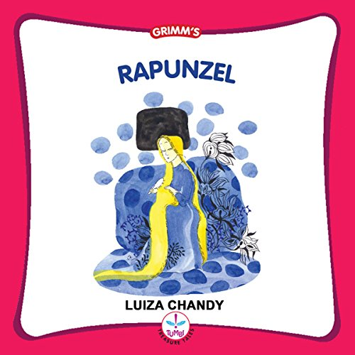 Rapunzel (Grimm's) audiobook cover art