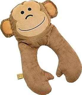 Go Travel Kids' Monkey Travel Neck Pillow