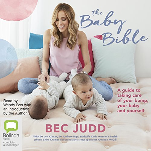 The Baby Bible audiobook cover art