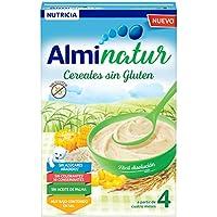 Alminatur Papilla de cereales sin gluten a partir de los 4 meses - 250 g