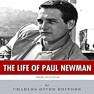 American Legends: The Life of Paul Newman audiobook cover art