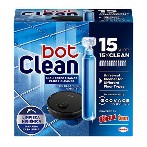 BotClean Limpiador de Suelos líquido para Robots de Limpiez
