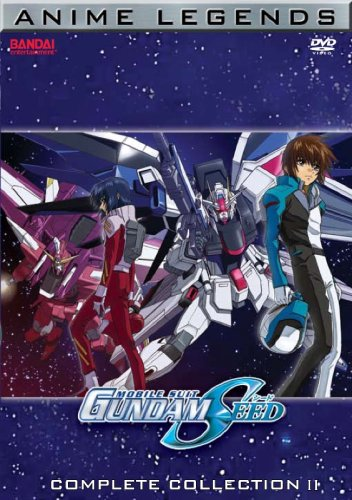 Mobile Suit Gundam Seed: Complete Collection Two