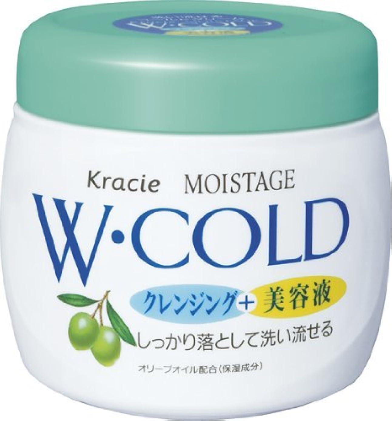 咽頭利用可能条件付きモイスタージュ Wコールドクリーム 270g