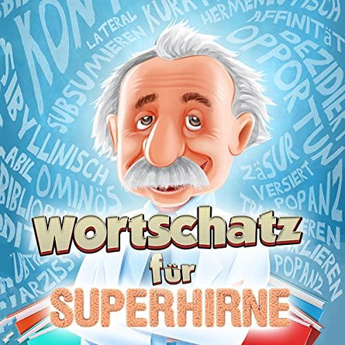 Wortschatz für Superhirne Titelbild