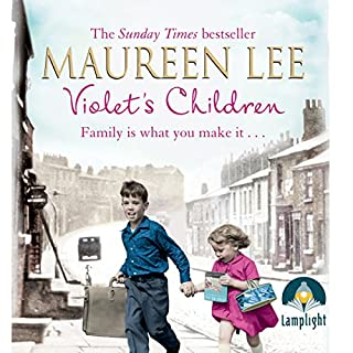 Violet's Children                   By:                                                                                                                                 Maureen Lee                               Narrated by:                                                                                                                                 Julie Maisey                      Length: 8 hrs and 31 mins     8 ratings     Overall 4.5