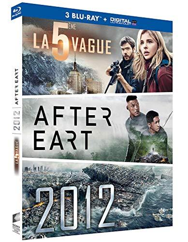 La 5e vague + After Earth + 2012 [Italia] [Blu-ray]