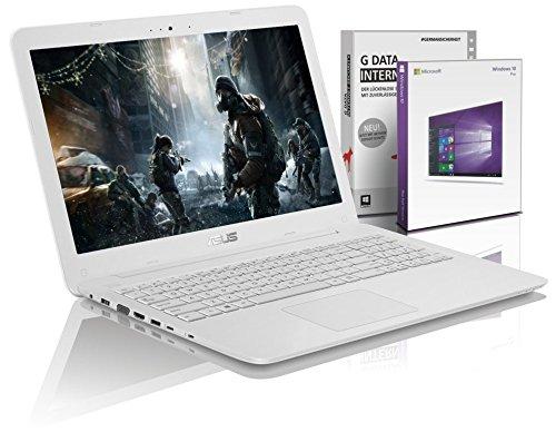 Asus i7 Gaming (15,6 Zoll Full-HD) Notebook (Intel Core i7 6500U, 20GB DDR4-RAM, 512GB SSD, NVIDIA GeForce 940MX 2GB, HDMI, Win 10 Professional) #5215