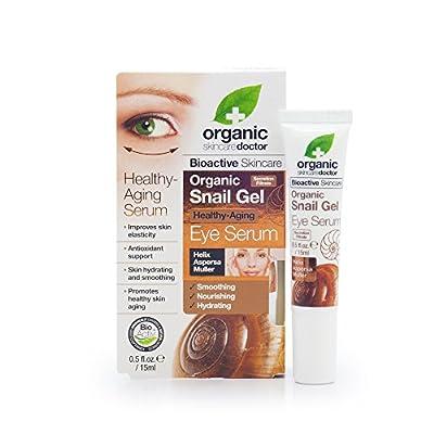 Dr Dr Organic Snail Gel Eye Serum 15 ML
