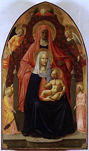 Gifts Delight Laminated 23x38 Poster: Tommaso Masaccio
