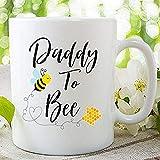 Papà Sta Per Rovinare La Tazza Delle Api Ape Baby Shower Miele Ape Gravidanza Rivela Regalo A Papà (301-400Ml)