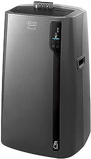 DeLonghi 4 in 1 Wi-Fi Portable Air Conditioner, Heater, Dehumidifier, Wi-Fi, Black (Renewed)