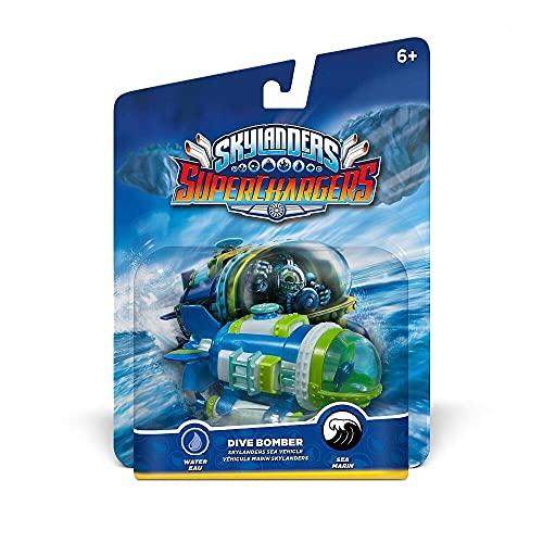 Skylanders SuperCharges - Figura Dive Bomber (Vehicle)