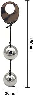 Kegel Balls Exercise Weights TinWong Metal Ben Wa Balls Kegel Exerciser Balls