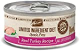 Merrick Limited Ingredient Diet Real Turkey Recipe Cat 24/5Z