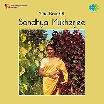 The Best of Sandhya Mukherjee
