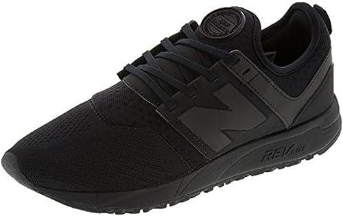 New Balance 247 Homme Baskets Mode Noir