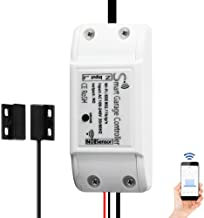 Garage Door Opener Remote APP Control Smart WiFi Garage Compatible with Alexa Google Assistant IFTTT No Hub Required