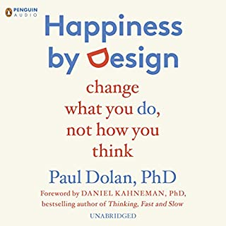 Happiness by Design cover art