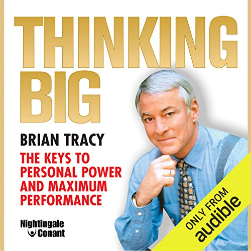 Thinking Big cover art