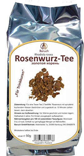 Rosenwurz - (Rhodiola rosea) - 50g