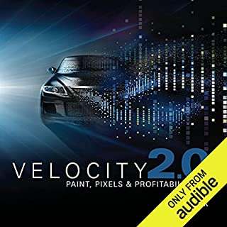 Velocity 2.0     From Paint to Pixels              By:                                                                                                                                 Dale Pollak                               Narrated by:                                                                                                                                 Traber Burns                      Length: 5 hrs and 46 mins     2 ratings     Overall 5.0