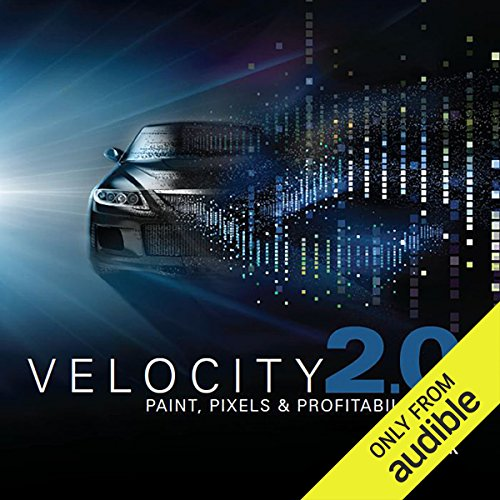 Velocity 2.0 audiobook cover art