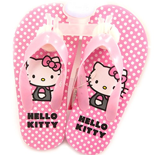 Hello Kitty [L2087 - Tongs Rose