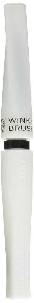 Zig MS-55-000 Memory System Wink of Stella Brush Tip Glitter Marker-Glitter White
