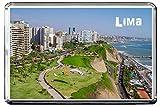 GIFTSCITY C203 LIMA FRIDGE MAGNET PERU TRAVEL REFRIGERATOR MAGNET