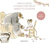 Le Grand Album Pop-Up Ernest et Célestine