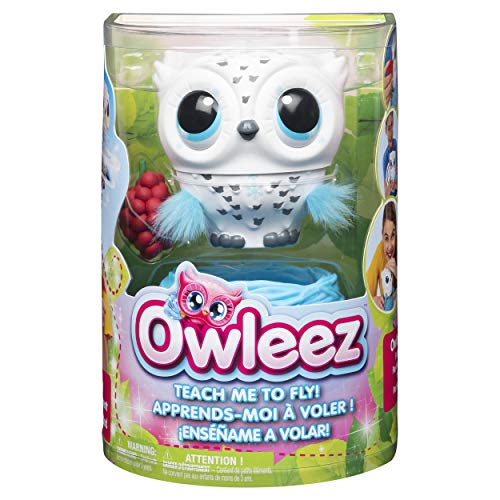 Owleez - Animal volant interactif