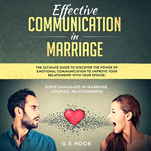 Effective Communication in Marriage audiobook cover art